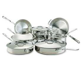 Stainless Steel Cookware Review Guide