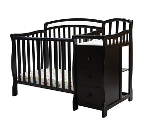 Dream On Me Casco 3-in-1 Mini Crib