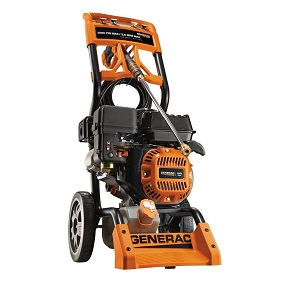 Generac 6597 2,800 Gas Powered Residential Pressure Washer
