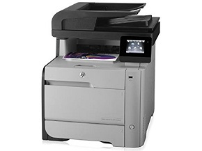 HP M476nw LaserJet Pro Wireless Color Laser Multifunction Printer