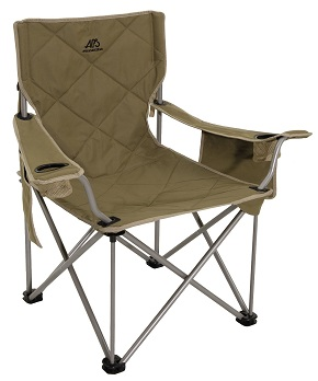 ALPS Lightweight Extra Heavy-Duty Portable Chair