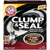 Arm & Hammer Clump & Seal Multi-cat Litter 28 Pound