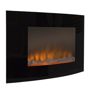 Best Choice Products Electric Wall Mount Fireplace