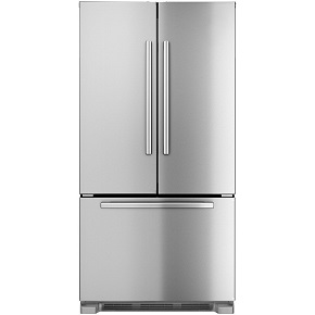 Bosch B22CT80SNS 800 21.8 Cu. Ft. Stainless Steel French Door Refrigerator