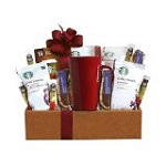California Delicious Starbucks Coffee Mornings Gift Box