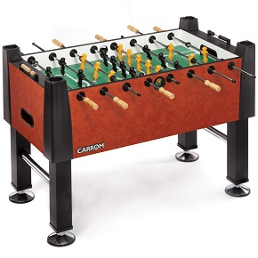 Carrom 530.00 Signature Foosball Table