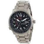 Citizen Men's Nighthawk Eco-Drive Watch BJ7000-52E