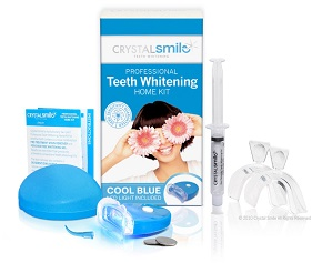 Crystal Smile Advanced Lite Teeth Whitening Home Kit