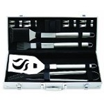 Cuisinart CGS-5014 14-Piece Deluxe Stainless-Steel Grill Set