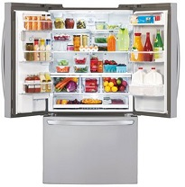 French Door Refrigerator Guide
