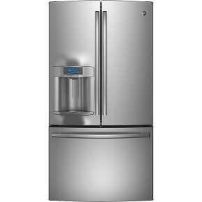 GE PFE28RSHSS Profile 27.7 Cu. Ft. Stainless Steel French Door Refrigerator