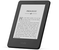 "Kindle, 6"" Glare-Free Touchscreen Display"