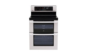 LG LDE3037ST Freestanding Electric Double-Oven Range