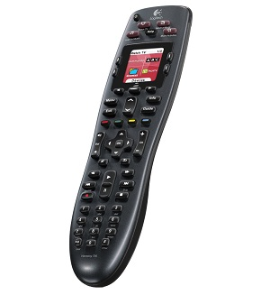 Logitech Harmony 700 Rechargeable Remote