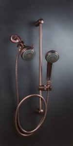 Mariner 2 Combination Shower Head System