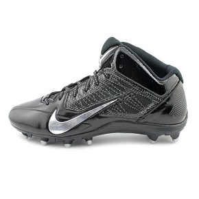 Nike Alpha Pro Mid Football Cleats