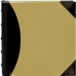 Pioneer High Capacity Sewn Fabric and Leatherette Cover Photo Album