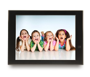 pix star 15 inch wi fi cloud digital photo frame