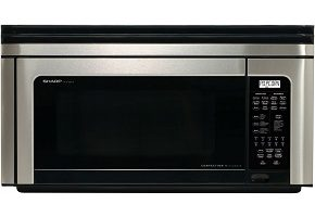 Sharp R-1880LS Over-the-Range Microwave Convection Oven