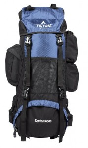 TETON Sports Explorer4000 Internal Frame Backpack