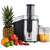 VonShef Professional Powerful Wide Mouth Whole Fruit Juicer