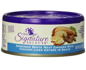 Wellness Signature Selects Natural Grain Free Wet Canned Cat Food