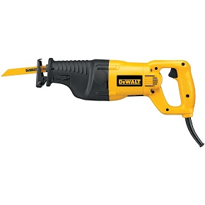 DEWALT DW310K 12 Amp Heavy-Duty Reciprocating Saw