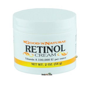 Good n Natural Retinol Cream
