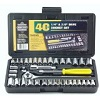 Great Neck PSO40 40 Piece 1/4-Inch and 3/8-Inch Drive Socket Set