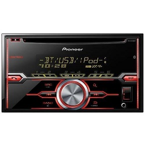 Pioneer FHX-720BT 2-DIN CD Receiver with Mixtrax