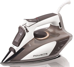 Rowenta DW5080 Focus Auto Shut off 400-Hole Stainless Steel Soleplate Steam Iron