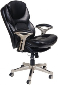 Serta 44186 Back in Motion Health and Wellness Mid-Back Office Chair