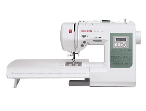 Singer Sewing S800 Fashionista Computerized 100-Stitch Sewing Machine with Extension Table