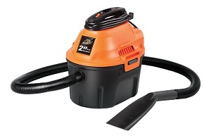 The ArmorAll AA255 Utility Wet/Dry Vacuum