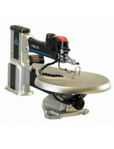 The Delta Power Tools 40-694 20-inch Variable Speed Scroll Saw