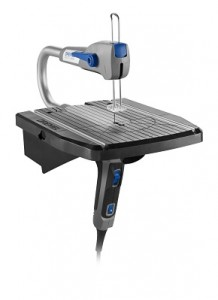 The Dremel MS20-01 Moto-Saw Variable Speed Compact Scroll Saw