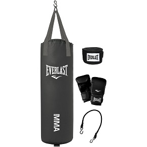 The Everlast 70-Pound MMA Heavy-Bag Kit