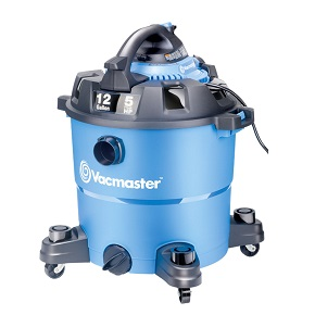 The Vacmaster VBV1210 Detachable Blower Wet/Dry Vacuum