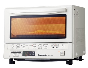 Panasonic NB-G110PW FlashXpress Toaster Oven