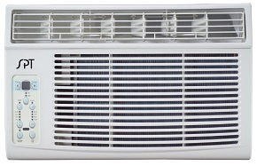 SPT 8000 BTU Window Air Conditioner WA-8011S