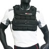 MIR® 50LBS (SHORT STYLE) ADJUSTABLE WEIGHTED VEST