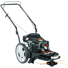 Remington 22-Inch Trimmer Lawn Mower