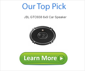 Top Rate Ten 6x9 Speaker Top Pick
