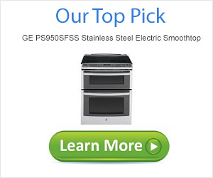 Top Rate Ten Electric Range Top Pick