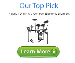Top Rate Ten Electronic Drum Set Top Pick