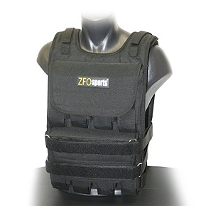 ZFOsports ADJUSTABLE WEIGHTED VEST