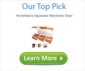 Top Rate Ten Mandoline Slicer Top Pick