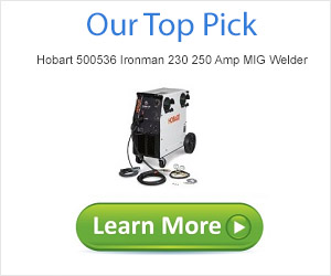 Top Rate Ten MIG Welder Top Pick