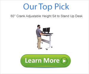 Top Rate Ten Standing Desk Top Pick