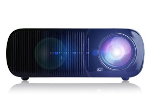 iRULU 20 Pro Android 4.4 Multimedia Video Projector Max 2600 Lumens Portable Home Theater big